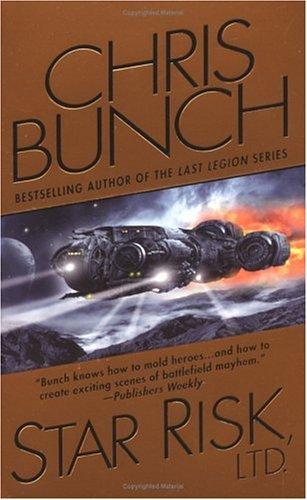 book cover of Star Risk, Ltd.