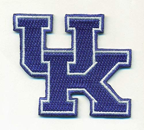 (KENTUCKY WILDCATS IRON ON EMBROIDERED EMBROIDERY PATCH PATCHES SCHOOL OF UNIVERSITY STATE COLLEGE NCAA FOOTBALL SPORTS )