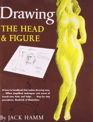 Drawing the Head and Figure by Jack Hamm (1982-01-15) (Hamm Jack)