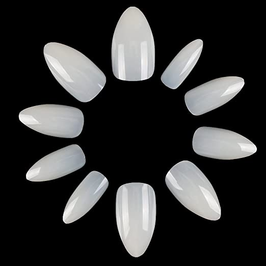 Best Nail Shape For Your Hand Review 2018 Dtk Nail Supply