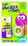 Fun Range Glue Stick and Tape by Fun Range