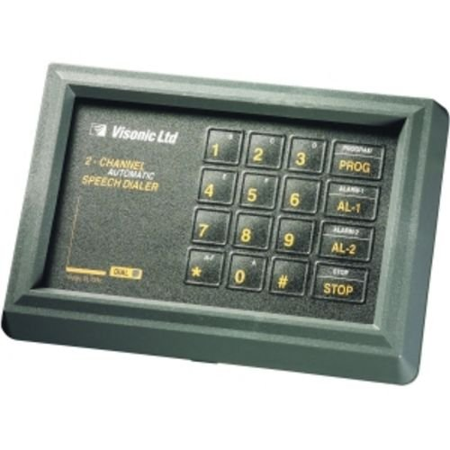 DL125C - Visonic Voice Dialer