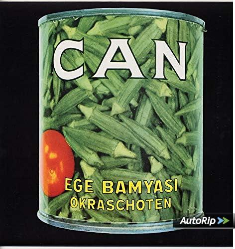 Ege Bamyasi Vinyl Green Limited Edt.
