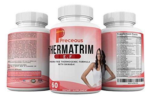 Preceous Thermatrim Slimming Supplement Suppressor product image