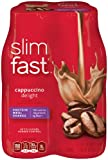 SlimFast Cappuccino Delight Ready To Drink Shakes, 4 Count