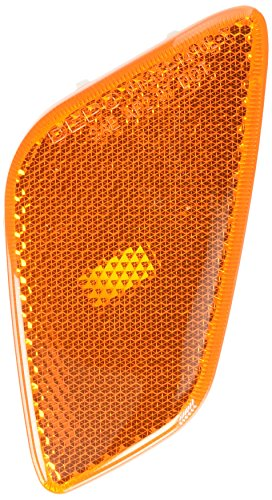 (Depo 333-1410L-US Jeep Wrangler Driver Side Replacement Side Marker Lamp Unit without Bulb)