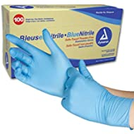 [Sponsored]Nitrile Exam Glove (non-latex) Powder Free - Large, Blue (Case of 1000)