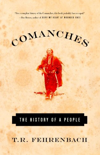 Comanches the history of a people kindle edition by tr comanches the history of a people by fehrenbach tr fandeluxe Choice Image