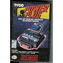 Tyco Power Plug for Super Nintendo System