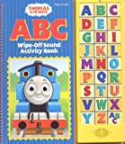 img - for Thomas & Friends ABC Wipe-Off Sound Activity Book book / textbook / text book