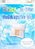 mistervac MV 616 / Vacuum Cleaner Bag Fleece