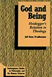 img - for God and Being (Contemporary Studies in Philosophy and the Human Sciences) book / textbook / text book