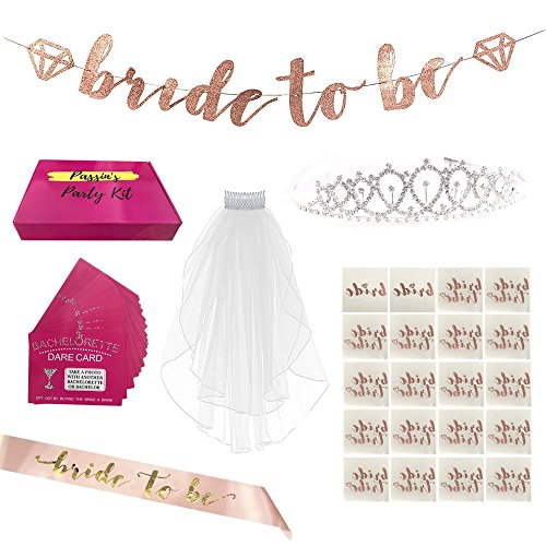 Bachelorette Party Decorations | Bridal Shower and Engagement