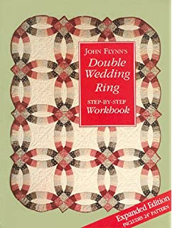 Amazon.com: Quilting Template Set Double Wedding Ring 18 inch