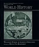 World History, Volume Ii Since 1500, Duiker, William J. and Spielvogel, Jackson J., 0314037977