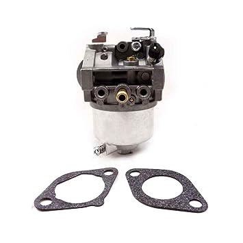 Junecat Motocicleta carburador de reemplazo 345 FD590V para ...