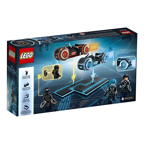 51WZRVp32GL - LEGO Ideas TRON: Legacy 21314 Construction Toy inspired by Disney's TRON: Legacy movie