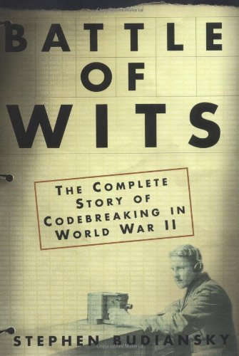 Battle Of Wits: The Complete Story of Codebreaking in World War II (First Start French Ii)