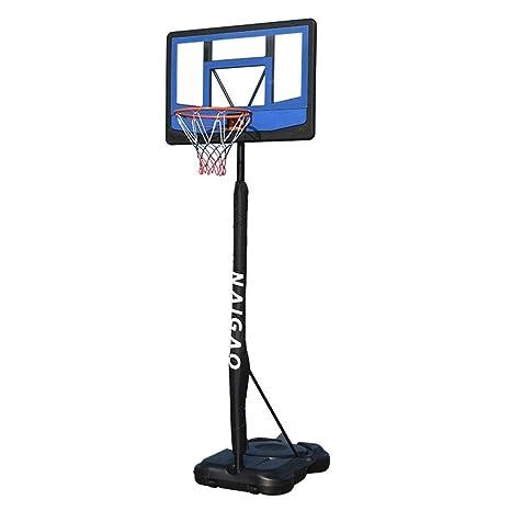 SUON Adolescentes Canasta De Baloncesto Altura Ajustable 165-220cm ...