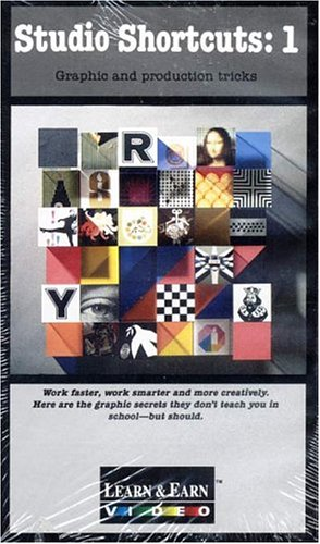 - Studio Shortcuts Vol. 1: Graphic & Production Tricks [VHS]