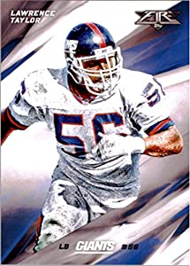2015 Topps Fire #26A Lawrence Taylor - NM-MT