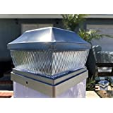 Amazon Com 2 Pk Copper Hexagon Stainless Steel Solar Wall