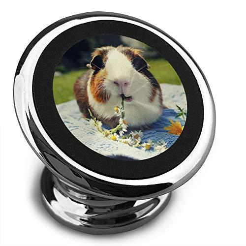 Magnetic Car Phone Hamster Mobile Bracket 360 Degree Rotation from ()