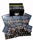 Sherlock Holmes - Complete Collection - Case Files - 16-DVD Box Set ( The Adventures of Sherlock Holmes / The Casebook of Sherlock Holmes / The R [ NON-USA FORMAT, PAL, Reg.2 Import - United Kingdom ]