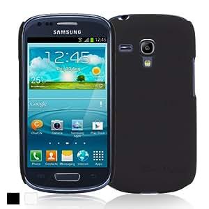 Snugg Samsung Galaxy S3 Mini Ultra Thin Case in Black - High Quality Slim Profile Non Slip, Protective and Soft to touch for Samsung Galaxy S3 Mini