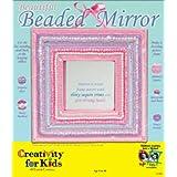 Creativity for Kids: Beautiful Beaded Mirror