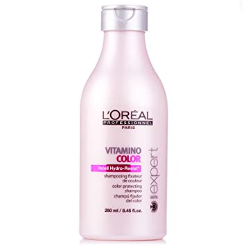 loreal professional series vitamino color shampoo 845 ounce bottle - Shampooing Vitamino Color