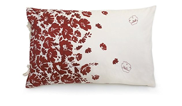 """Details about  /DKNY /""""Wildflower Field/"""" Euro Pillow Sham"""