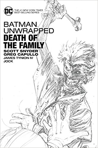 Amazon batman unwrapped death of the family 9781401274887 amazon batman unwrapped death of the family 9781401274887 scott snyder greg capullo books fandeluxe Images