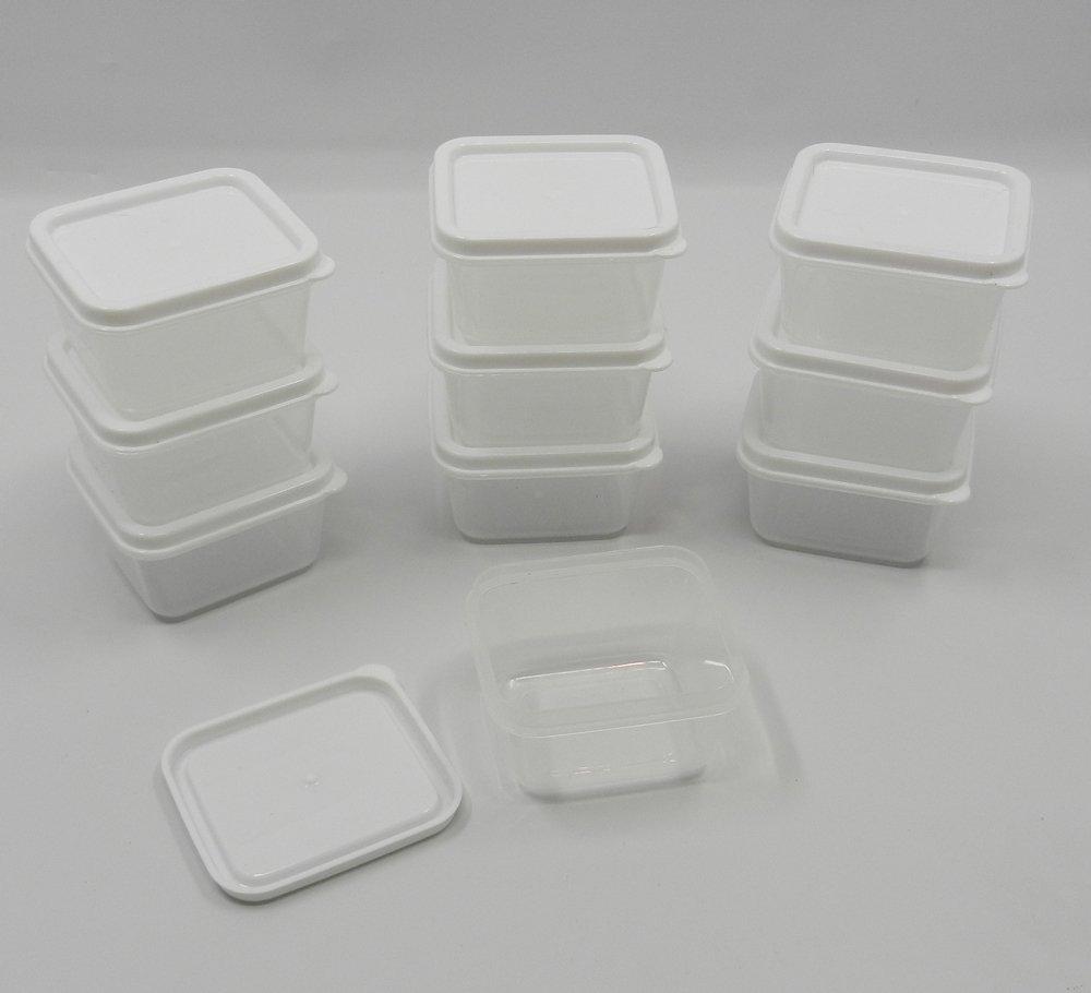 amazon com sure fresh mini storage containers 10 ct packs