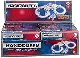 Swat Academy Metal Handcuff (Pack of 12)