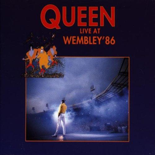 Queen - Queen - Live At Wembley