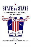 img - for State by State: A Panoramic Portrait of America book / textbook / text book