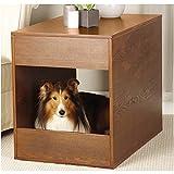 Cheap Pet Studio Dog House End Table