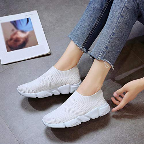 Indoor Up White Sports Shoes Outdoor for Ladies Running Running Women Outdoor Fashion Soles Shoes Comfortable Lace Mesh Shoes Sports Women New Casual a7wwqHxS