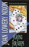 Playing for Keeps, Joan Lowery Nixon, 0440228670