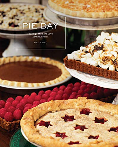 Pie Day: Sharing a Mother's Love in the Kitchen (Cherry Table Centerpiece)