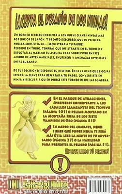 Desafio Ninja (Tú decides la aventura): Amazon.es: Pedro ...
