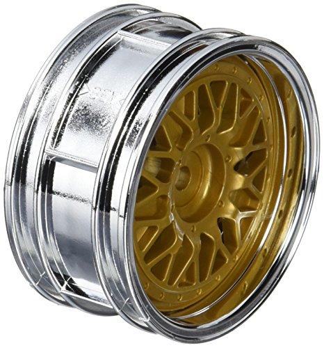 Rc Mesh Wheel - Tamiya 50548 RC 2-Piece Mesh Wheels (1pr)