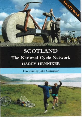 Download Scotland: The National Cycle Network pdf epub