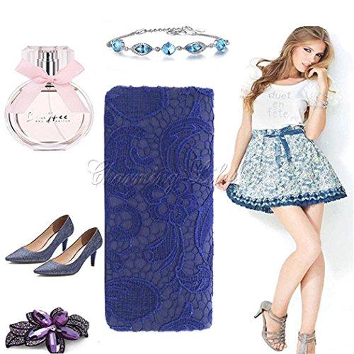 PARTY Diamante Many Satin Purple Lace Bag Pleated TM WEDDING Evening Wocharm Choose Colors BRIDAL Clutch to TFqPwv5tnx