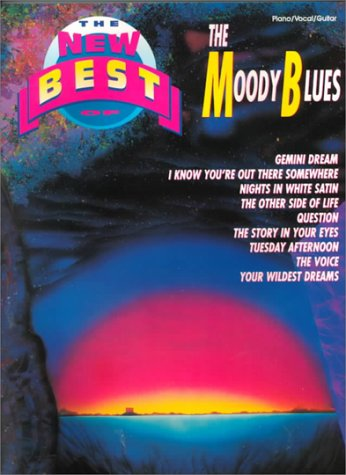 The New Best Of The Moody Blues (Piano/Vocal/Guitar)