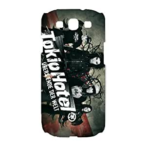 Printed Cover Protector Samsung Galaxy S3 I9300 Cell Phone Case White Tokio Hotel Neilr Unique Design Cases