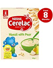 NESTLÉ CERELAC Muesli with Pear Baby Cereal Stage 3 – 6x200g