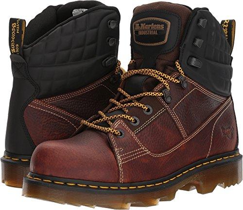 Dr. Martens Unisex Camber NS Soft Toe Boot Teak 10 M UK