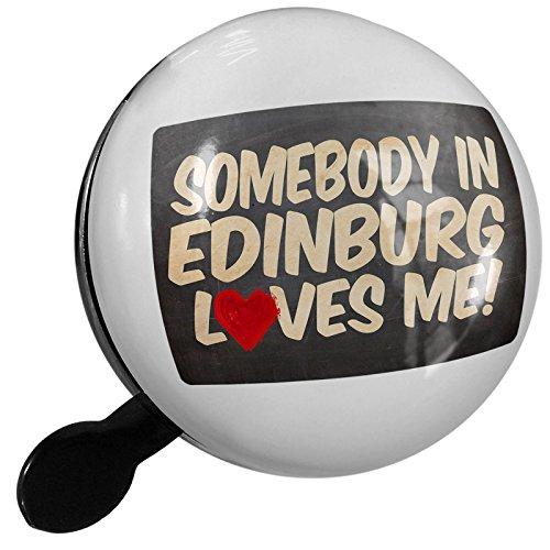 Small Bike Bell Somebody in Edinburg Loves me, Texas - - In Edinburg